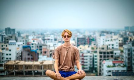Jeff's simple guide to Meditation for beginners who can't or are too busy to meditate.